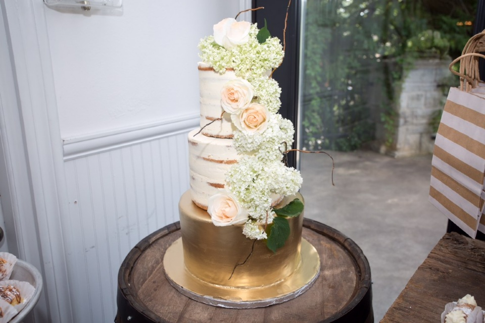 Wedding Bells, Cakes and Pâtisserie St-Martin