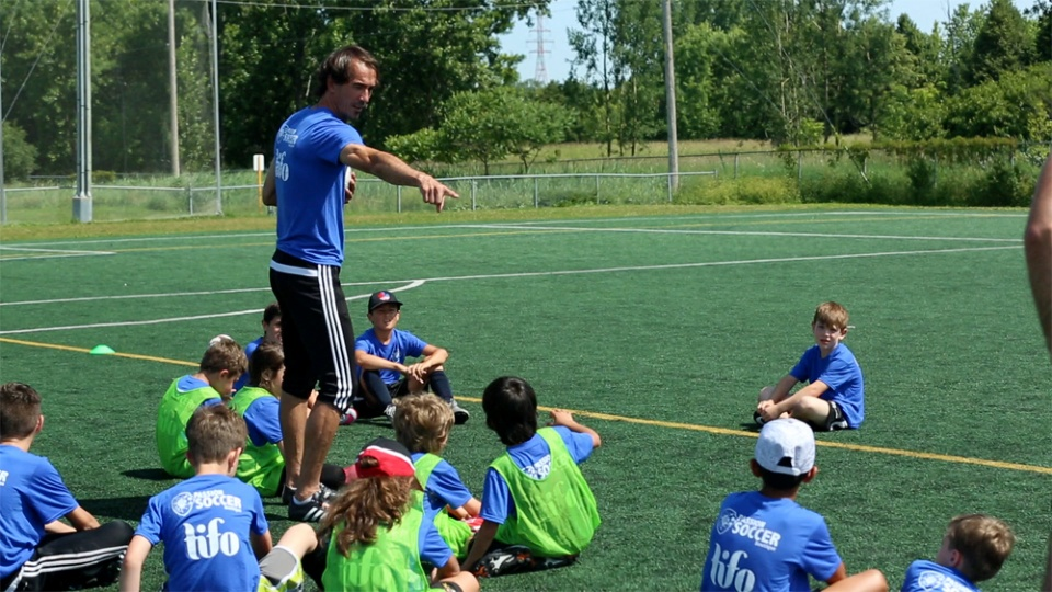 Passion Soccer Camp Develops Soccer FUNdamentals | Laval Families Magazine | Laval's Family Life Magazine