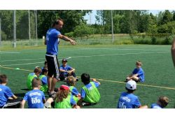 Passion Soccer Camp Develops Soccer FUNdamentals