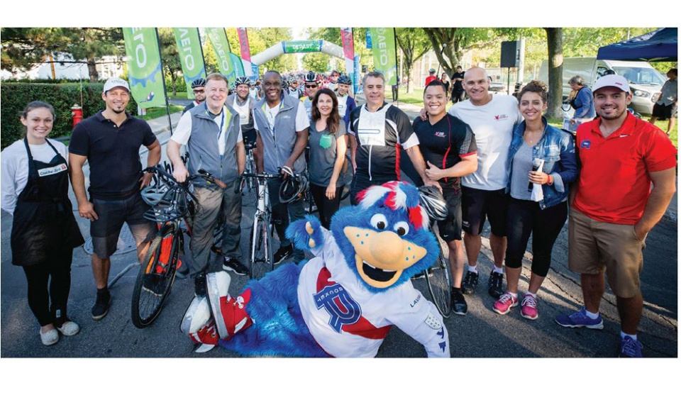 The Laval Rocket, More Than Juşt A Hockey Team, They're A Part Of The Laval Community | Laval Families Magazine | Laval's Family Life Magazine