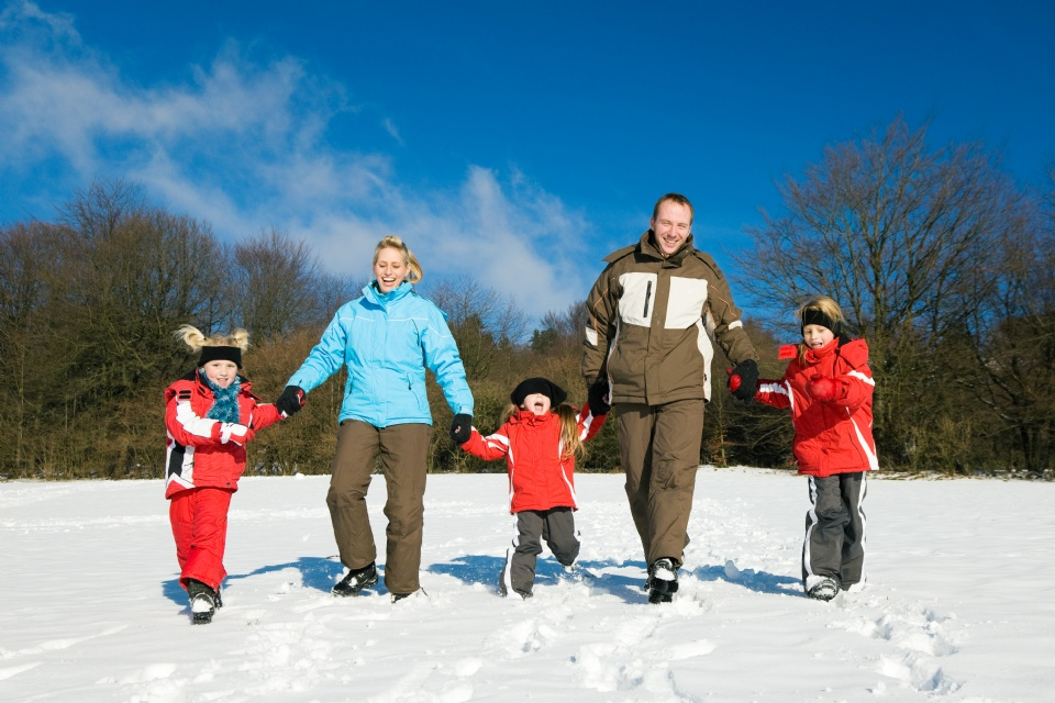 Fun Activities to Keep Children Entertained All Winter | Laval Families Magazine | Laval's Family Life Magazine