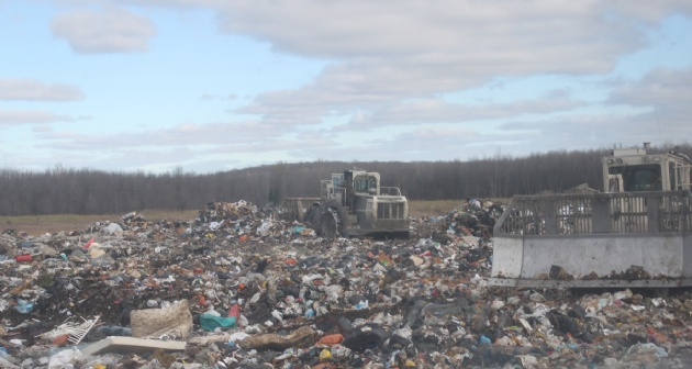 A Visit to Where Our Garbage Goes