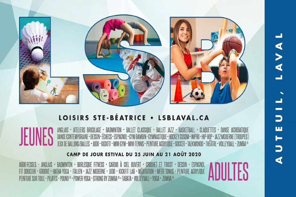 LOISIRS STE-BÉATRICE, 50 yearş in Action! | Laval Families Magazine | Laval's Family Life Magazine