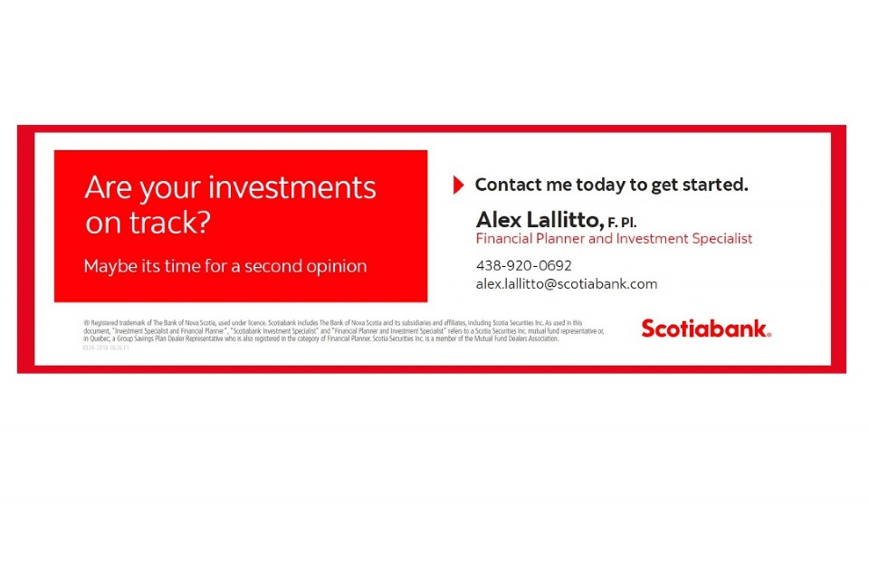 Retirement planning with ScotiaBank | Laval Families Magazine | Laval's Family Life Magazine