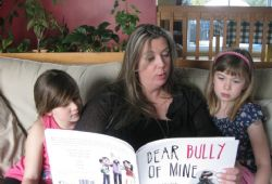 Laval teacher and author Vicki Fraser teams up with local publisher to create the award-winning book Dear Bully of Mine.
