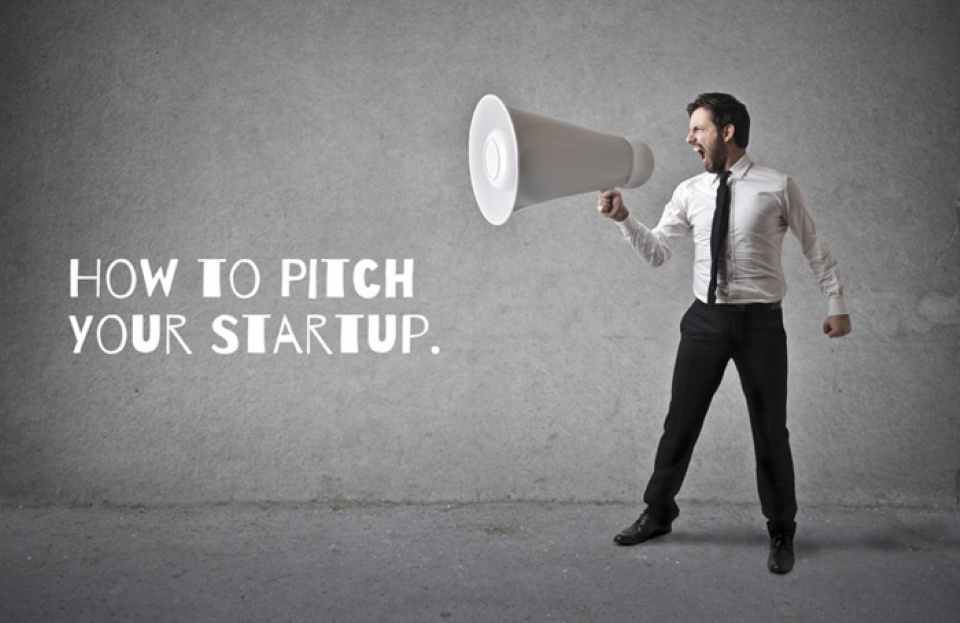 Pitch Perfect: How to Pitch Your Start-up to Investors
