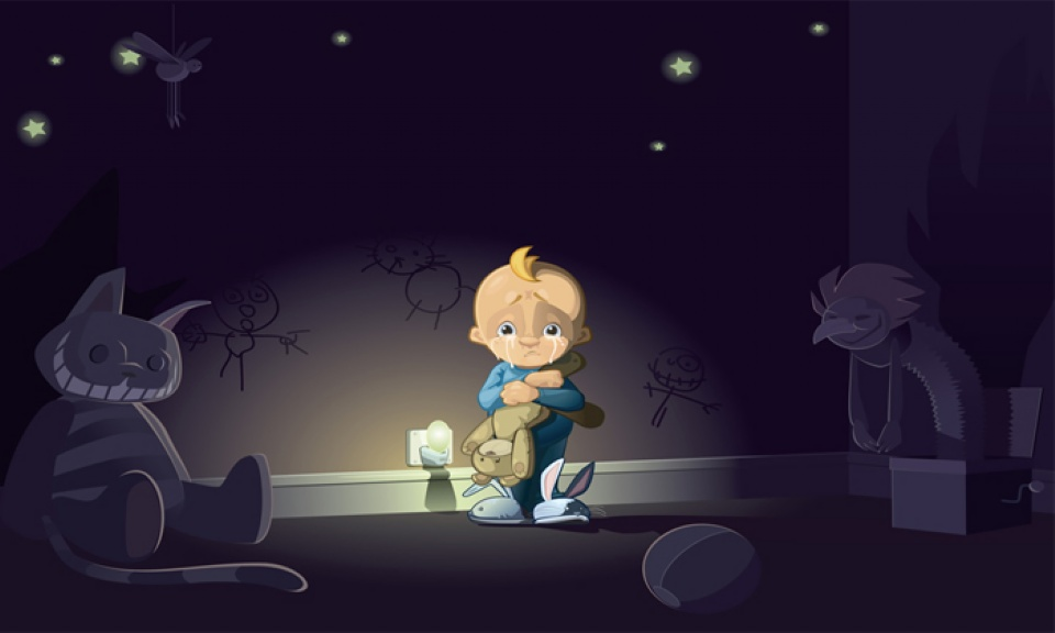 Afraid of the dark | Laval Families Magazine | Laval's Family Life Magazine