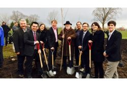 Laval Completes Planting of New Urban Forest at Centre de la Nature