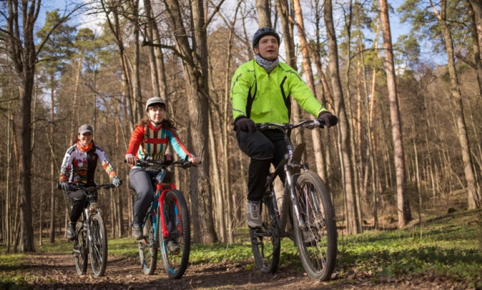 Bicycling Through Laval and North Shore: an Excellent Cardiovascular Workout