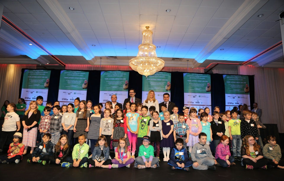 4th Annual Young Authors Celebration and Ceremony  | Laval Families Magazine | Laval's Family Life Magazine