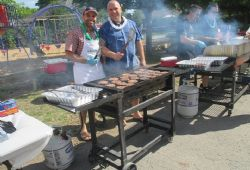 Jules Verne Elementary community BBQ and Music Festival