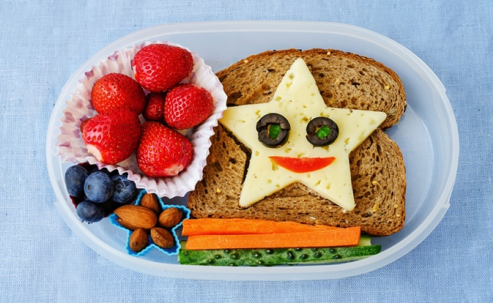 School Lunch Ideas Kids Will Love