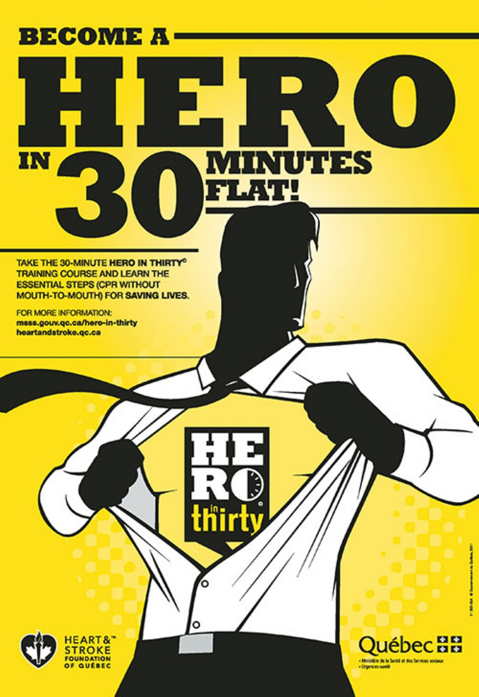 Hero in Thirty | Laval Families Magazine | Laval's Family Life Magazine