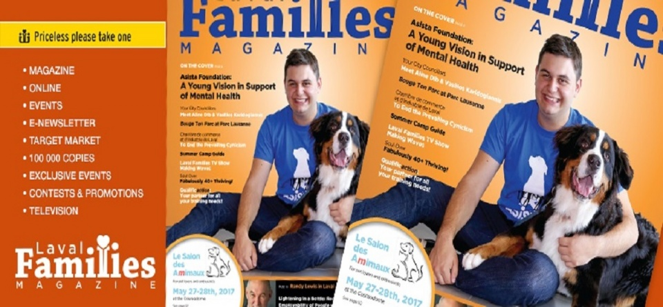 We Can Inspire Others with the Spirit of Inclusion | Laval Families Magazine | Laval's Family Life Magazine