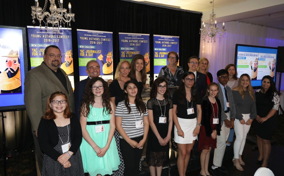 The 5th Annual Young Authors Contest 2016-2017 | Laval Families Magazine | Laval's Family Life Magazine
