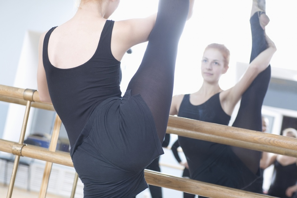 Barre Fitness: A Full Body Workout