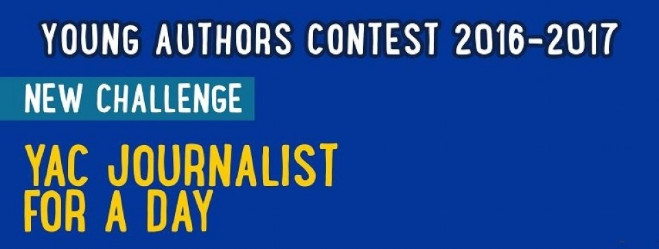 Young Authors Contest 2016-2017