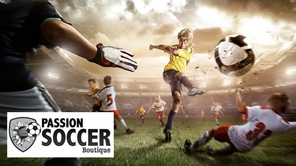 Passion Soccer Boutique - Nov. 2017 Jan 2018