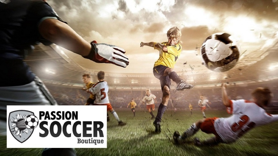 Passion Soccer - $25 Gift Certificates