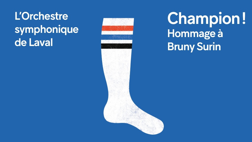 LES GRANDS CONCERTS : CHAMPION! TRIBUTE TO BRUNY SURIN