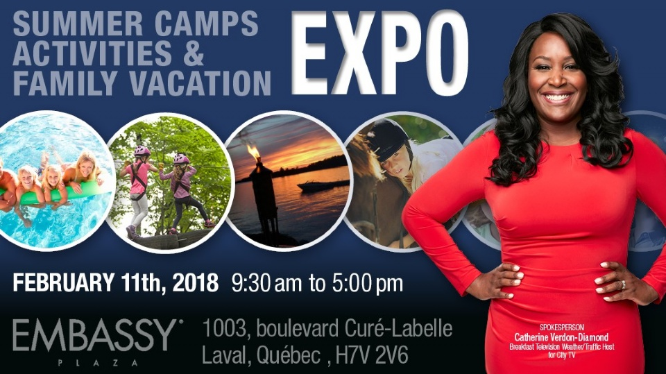 Summer Camps, Activities and Family Vacation Expo | Laval Families Magazine | Laval's Family Life Magazine