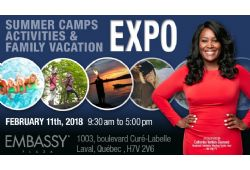 Summer Camps, Activities and Family Vacation Expo